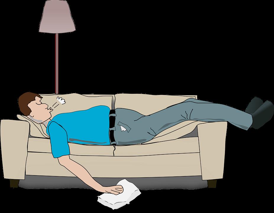 waarom snurken mannen