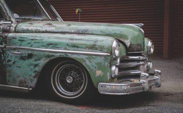 Een auto zelf restaureren
