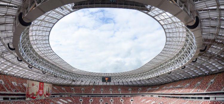 voetbal stadions