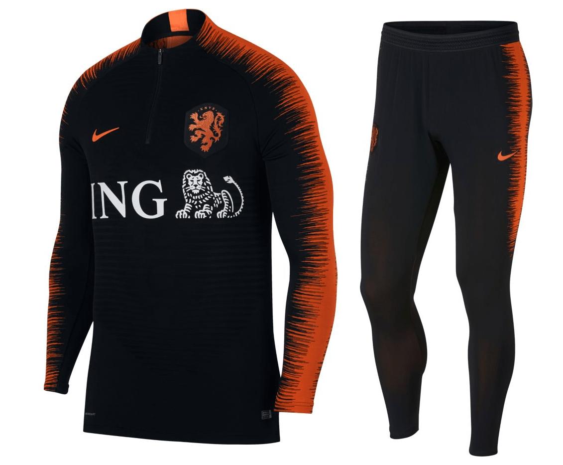 Nederland trainingspak voorbeeld