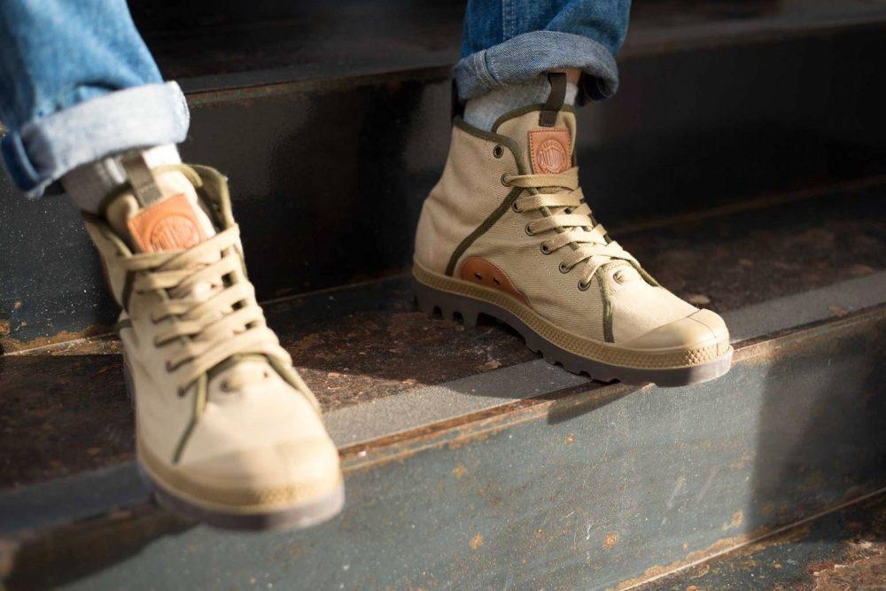 Palladium schoenen
