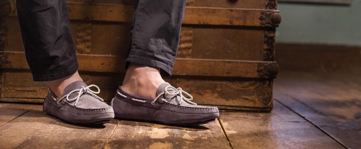 Stijlvolle schoenen mannen