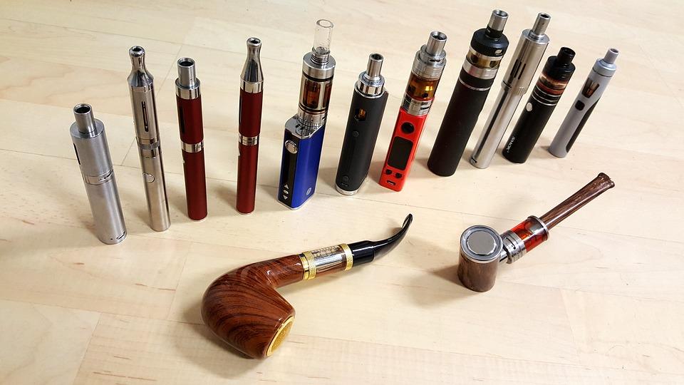 aanbod e-sigaretten