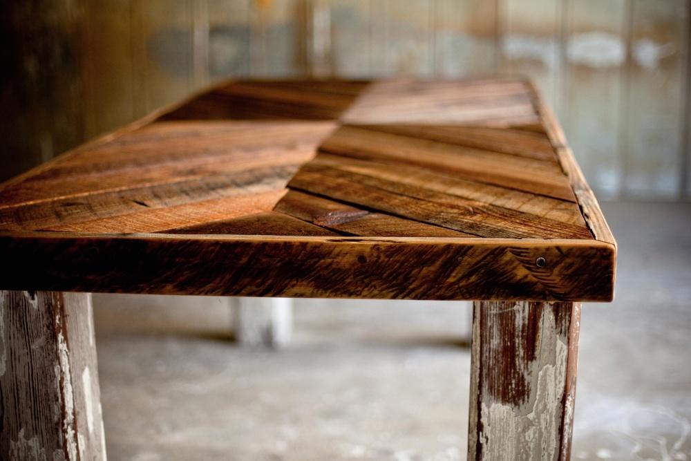 meubels maken van vuurhout