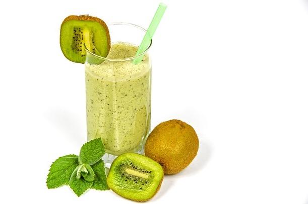 Plantaardige proteïne shake