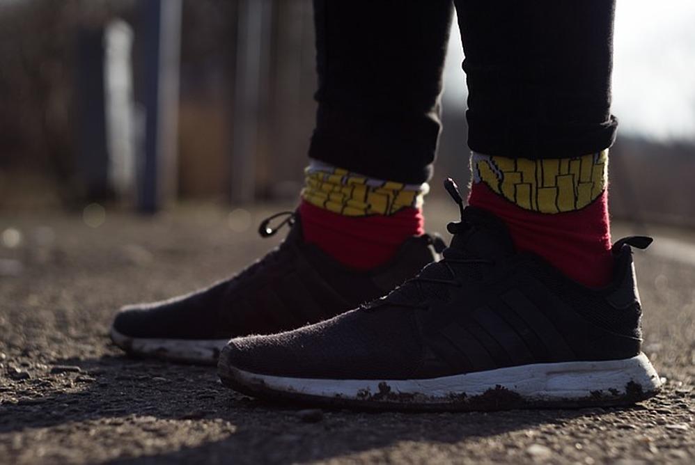 sokken sneakers