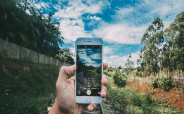 prachtige foto maken iphone