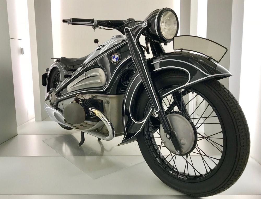 Klassieke motor kopen