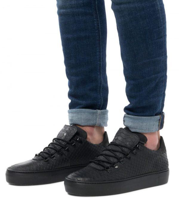 nubikk zwarte schoenen