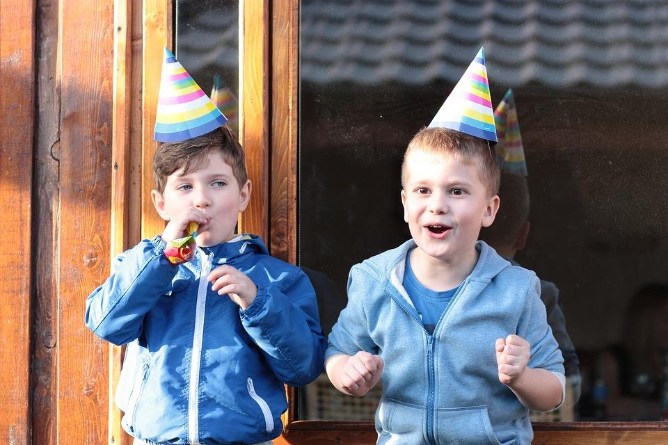 4 tips voor een geslaagd eerste kinderfeestje!