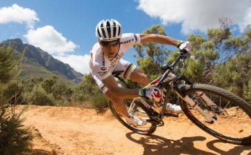 Mountainbiken, een stoere sport voor een man met pit!