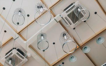 Verschillende soorten hanglampen