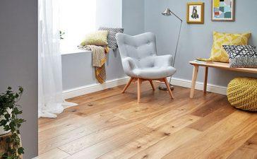 De voordelen van een houten vloer