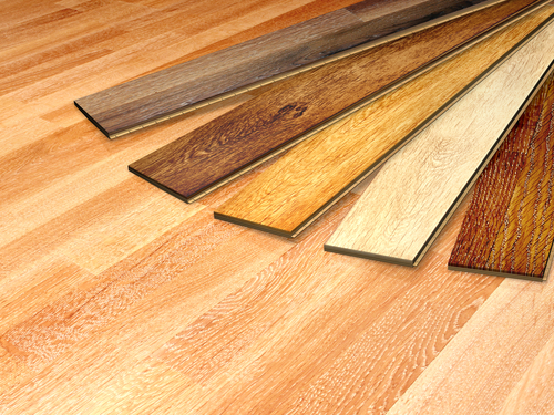 Een houten vloer is duurzaam