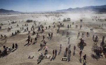 Wat is Burning man?