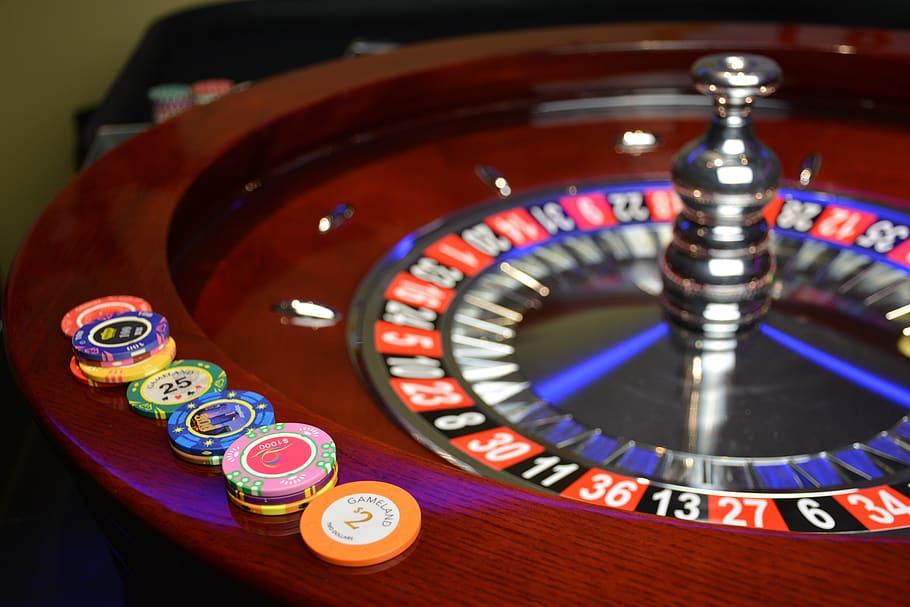 Weet welke soorten inzetten je kunt spelen tijdens roulette