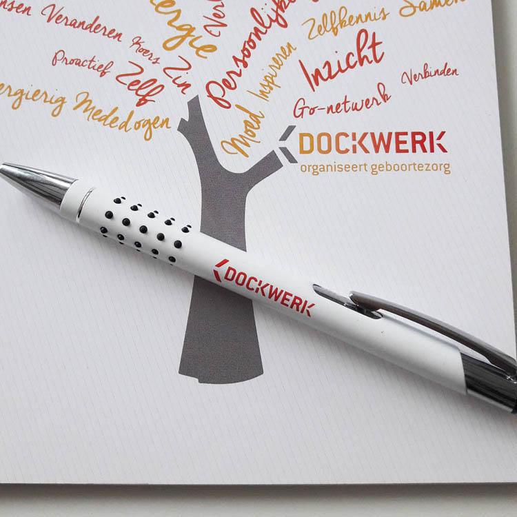 Cadeau idee nodig? Geef een bedrukte pen!