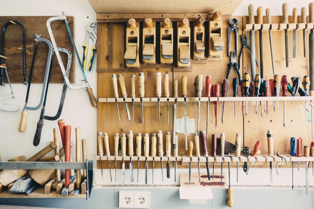 Welke tools horen in elke mannenschuur thuis