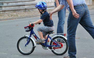 Je kind leren fietsen doe je zo!