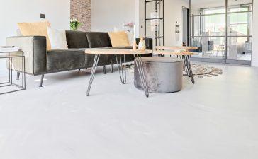 De ideale vloer voor als je niet van schoonmaken houdt