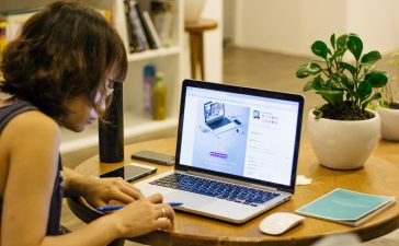Thuiswerken en internet