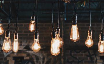 Zo pak je verlichting modern aan